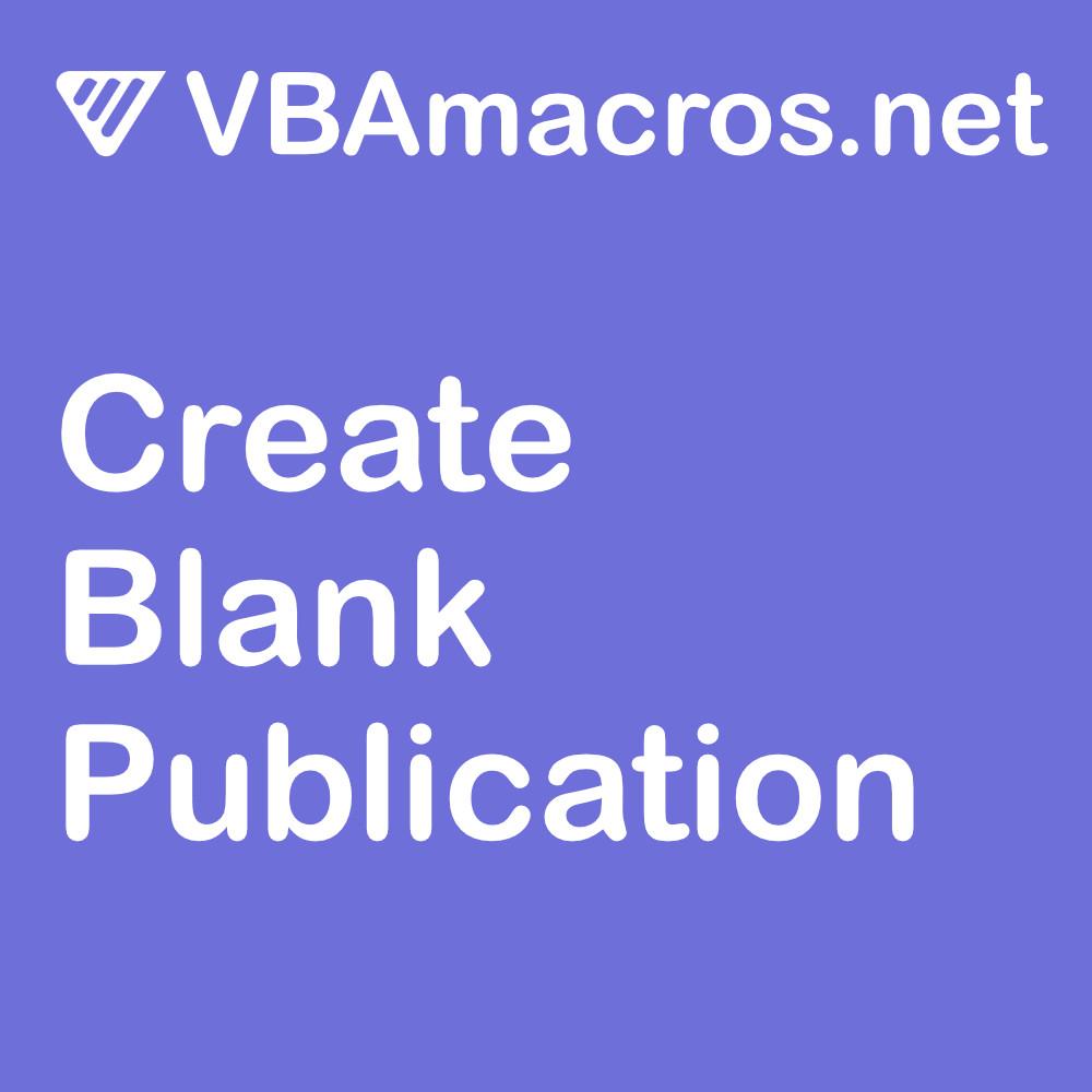 vbscript-create-a-blank-publication