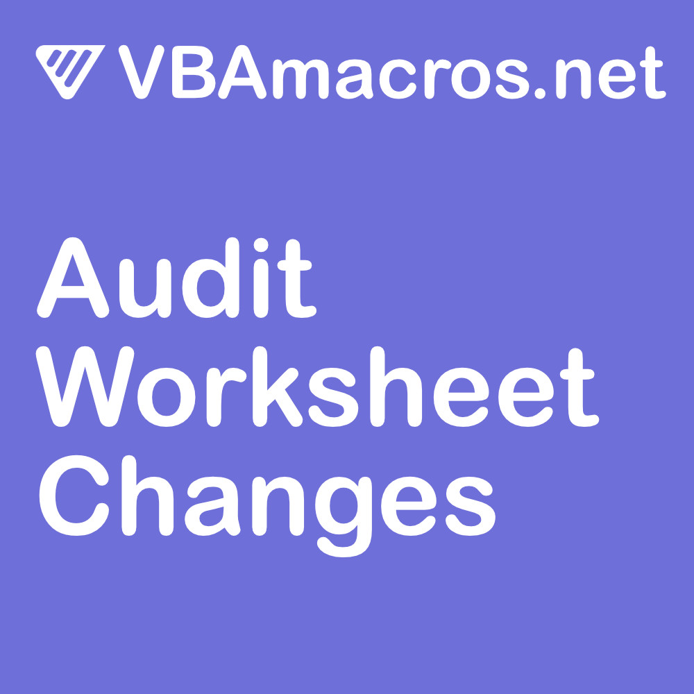 excel-audit-worksheet-changes