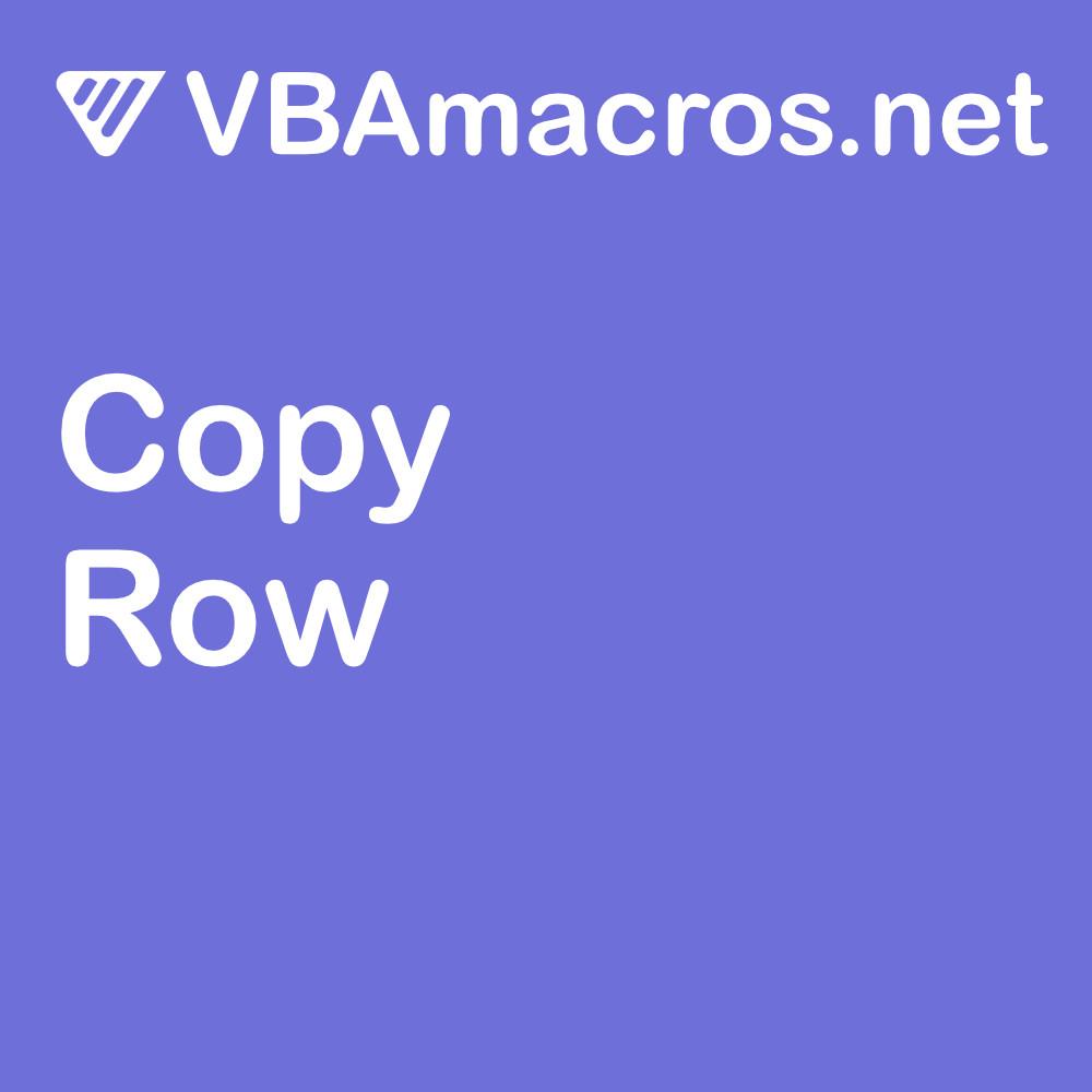 excel-copy-row