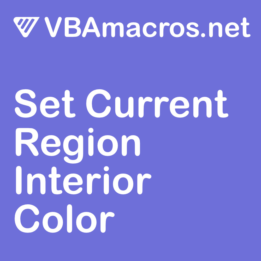 excel-set-current-region-interior-color