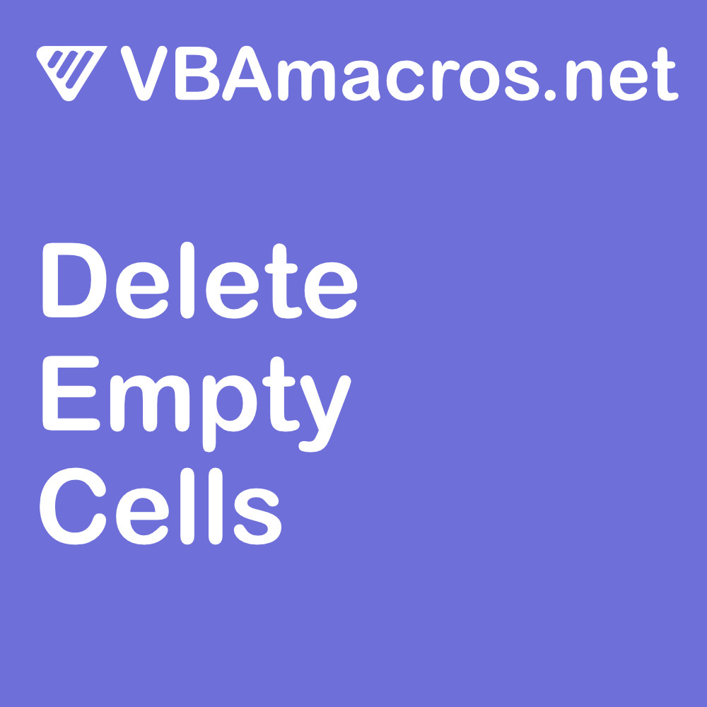 excel-delete-empty-cells
