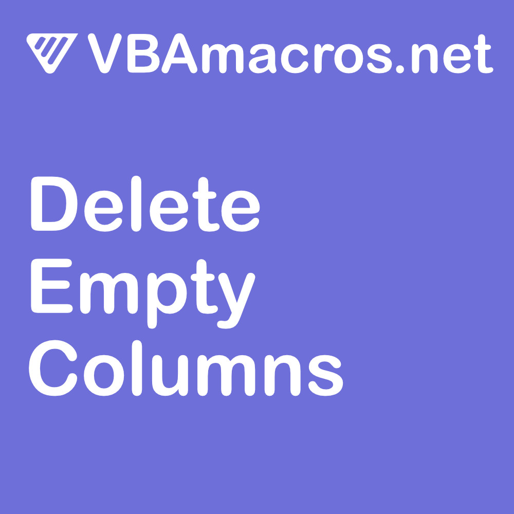 excel-delete-empty-columns
