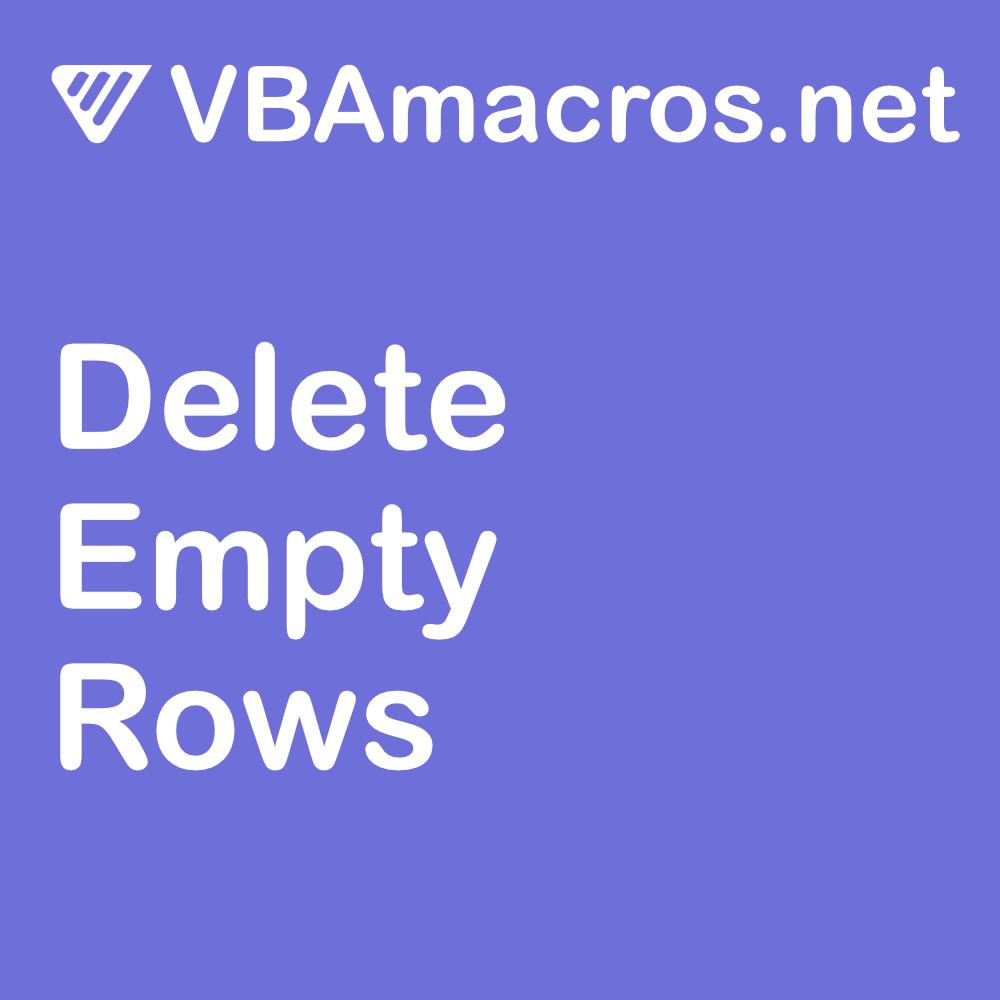 excel-delete-empty-rows