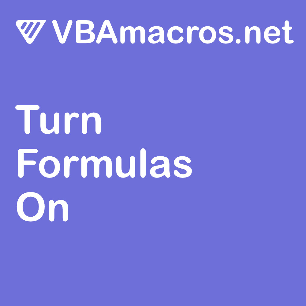 excel-turn-formulas-on