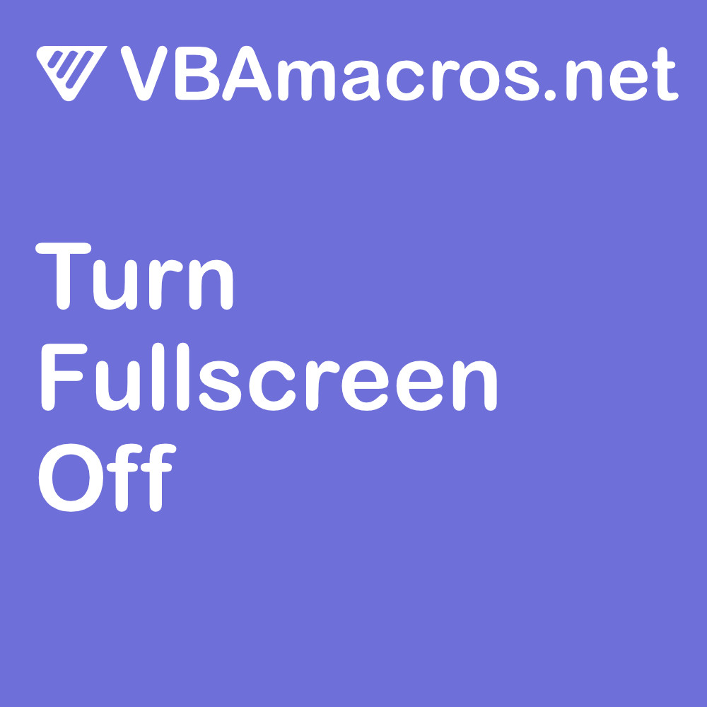 excel-turn-fullscreen-off