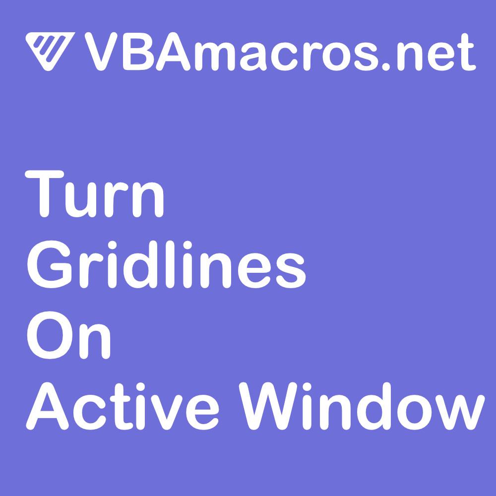 excel-turn-gridlines-on-active-window