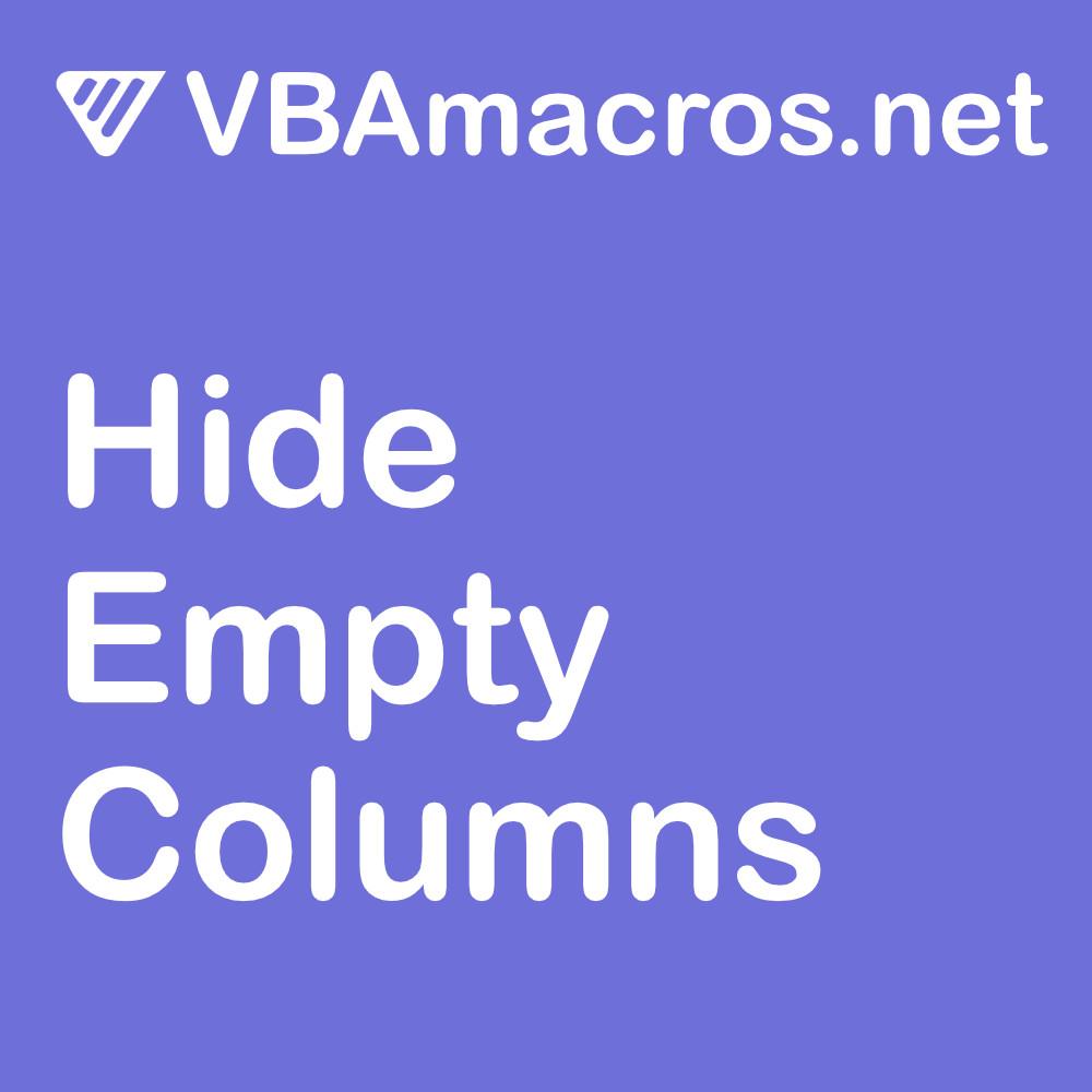 excel-hide-empty-columns