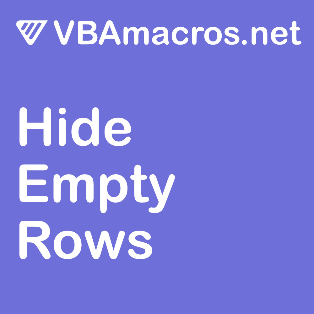 excel-hide-empty-rows