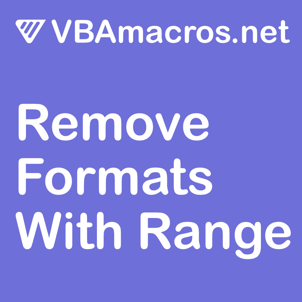 excel-remove-formats-with-range