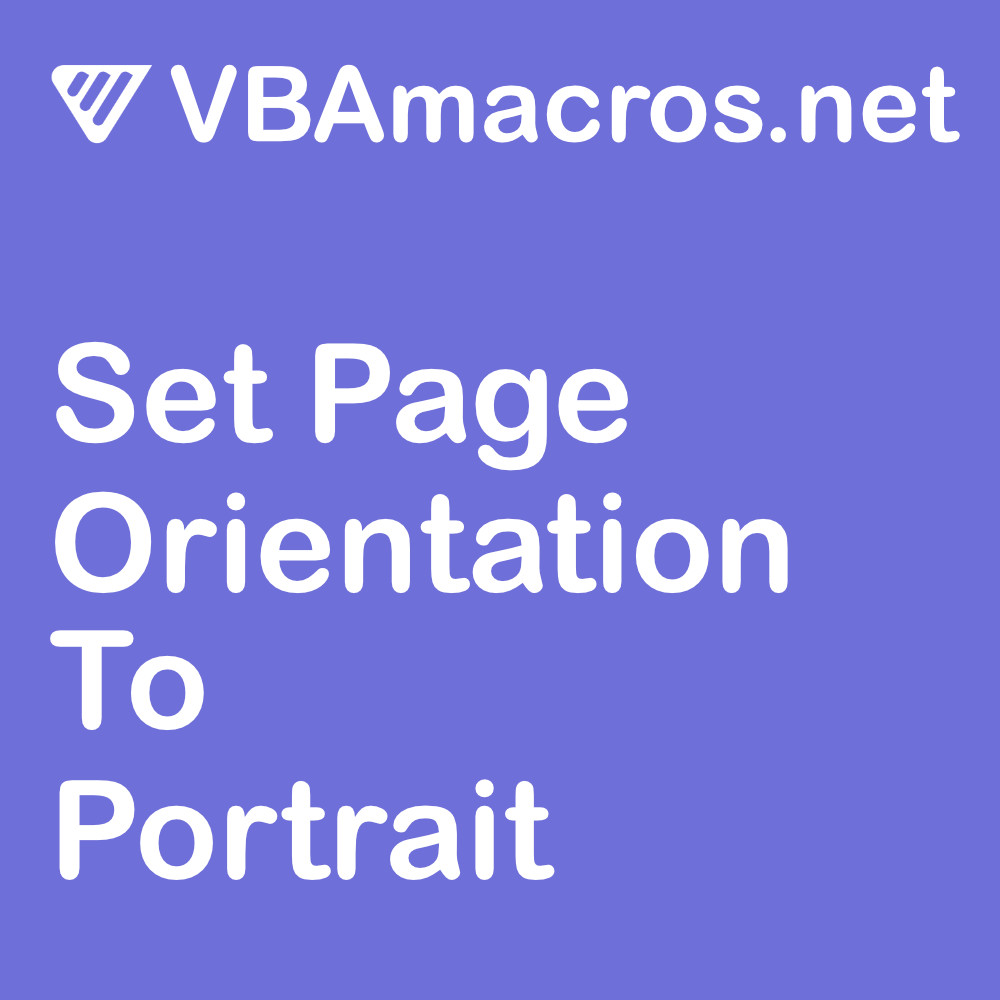 excel-set-page-orientation-to-portrait