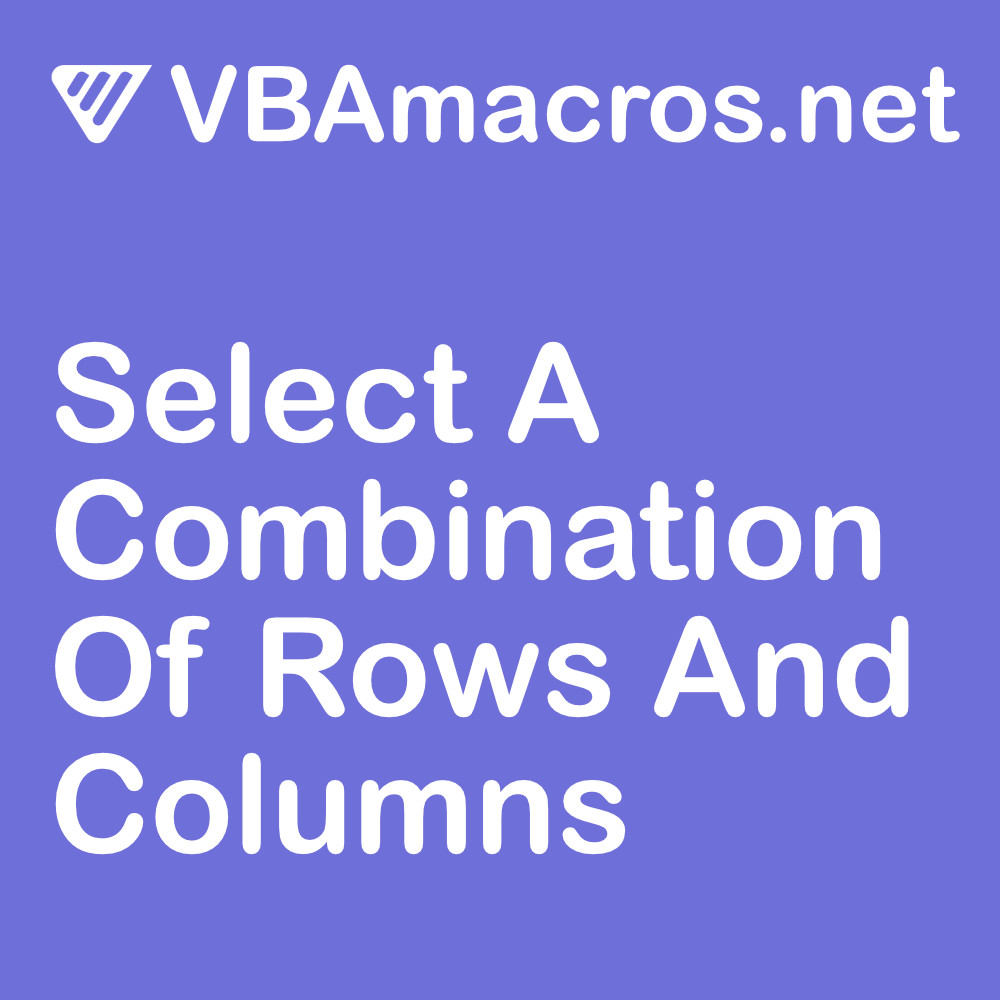 excel-select-a-combination-of-rows-and-columns