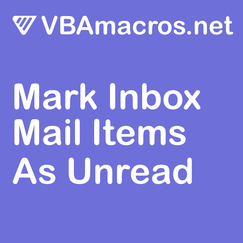 outlook-mark-inbox-mail-items-as-unread
