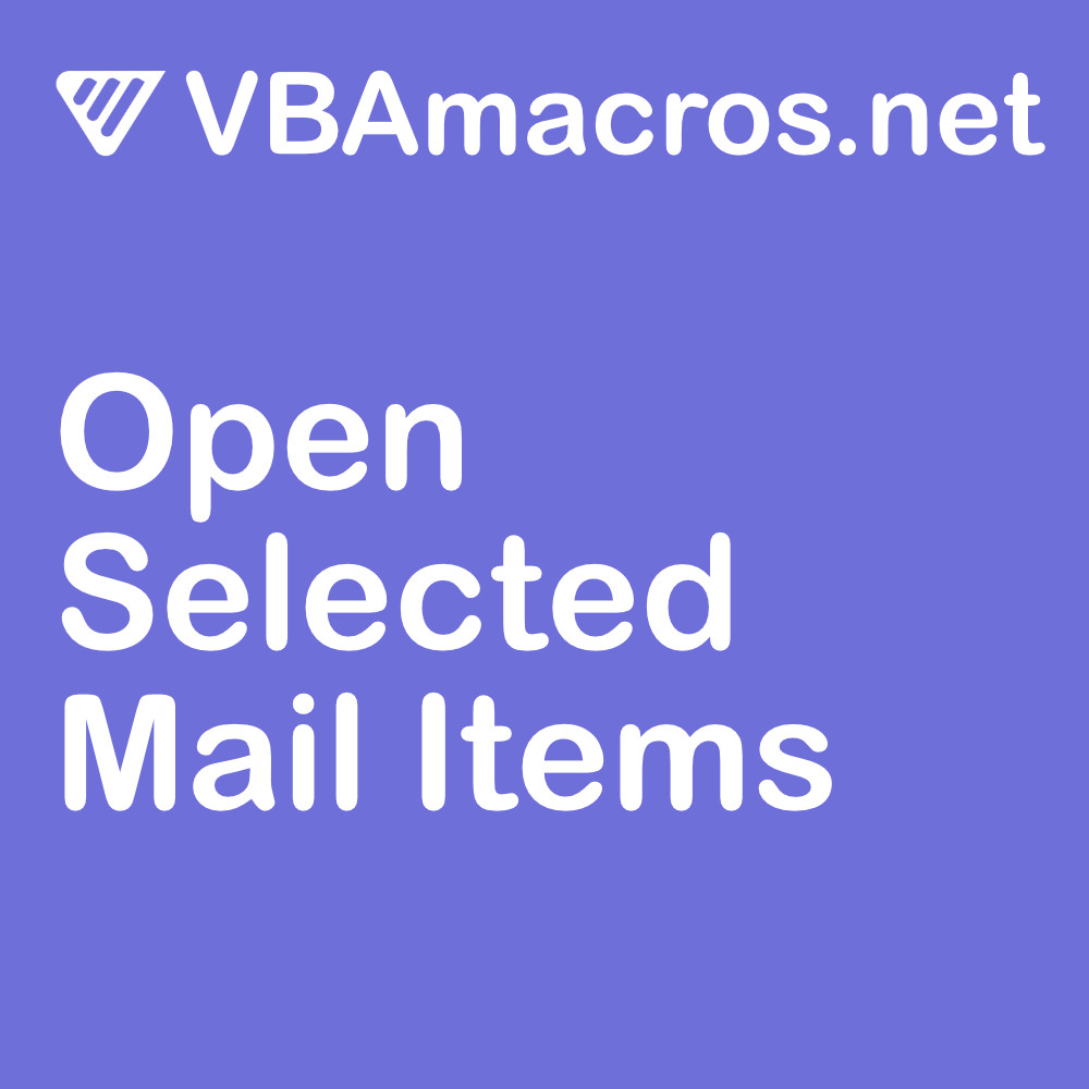 outlook-open-selected-mail-items